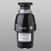 Click to view all Black Food Disposers
