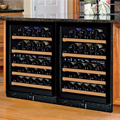 Click to view all Black Wine Coolers