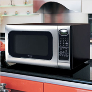 Click To View All Countertop Microwaves