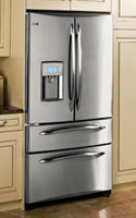 Click To View All French Door Refrigerators