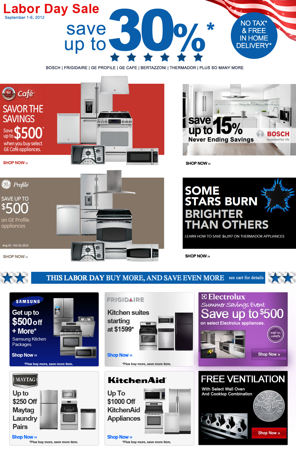The Best Appliances Are at Lowe's. When it comes to home appliances, no other 10% Military Discount· Top Brand Appliances· Day Guarantee· Easy Shipping & Delivery.
