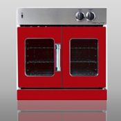 Click to view all Red Ovens