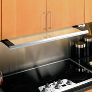 Click To View All Under The Cabinet Slide-Out Range Hoods