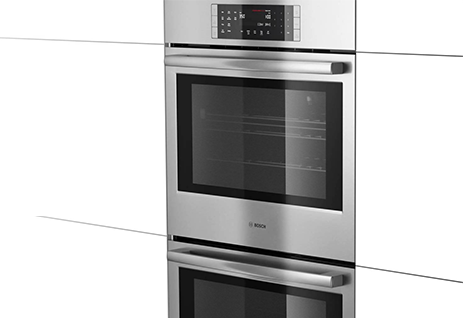 Wall Oven Microwave Combo Text