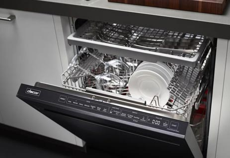 DDW24M999UM Fully Integrated Dishwasher