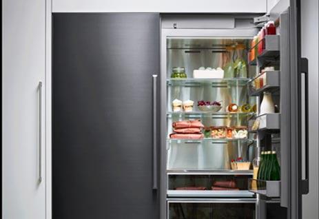 DRR24980RAP Refrigerator DRZ24980LAP Freezer