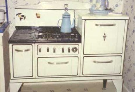 Early Gas Stove 2