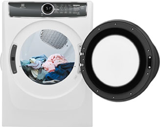 EFMG617SIW Electrolux LuxCare Dryer