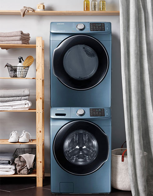 stackable washer and dryer sets top 5 of 2018 appliances connection. Black Bedroom Furniture Sets. Home Design Ideas