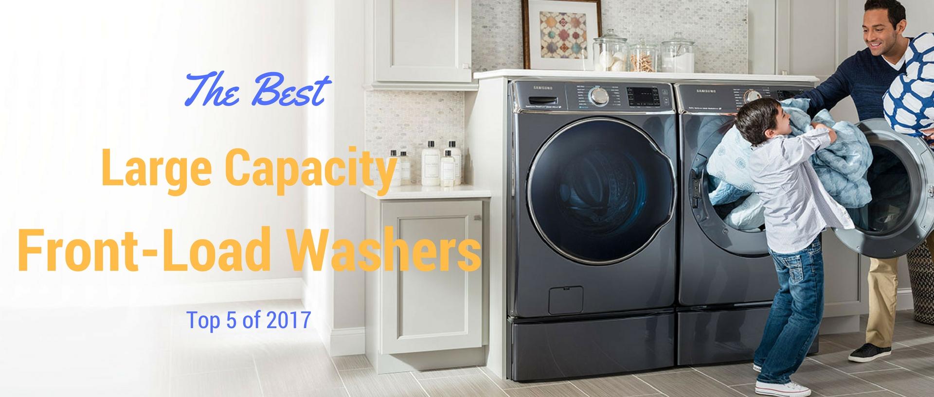 best large capacity top loading washing machine