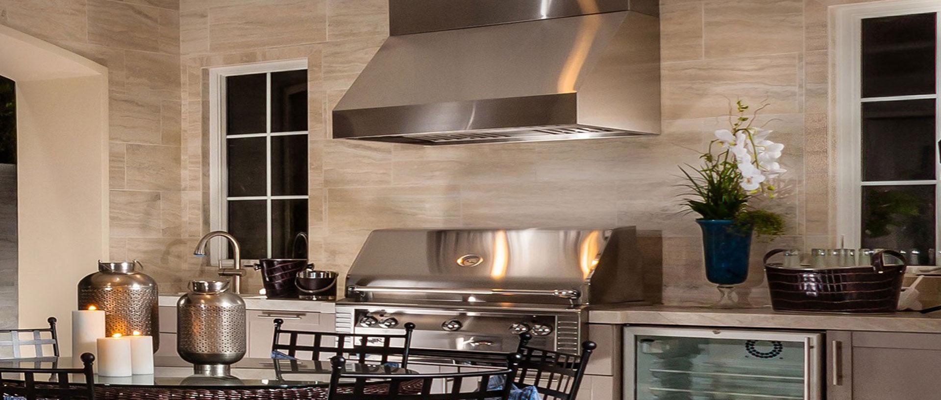 internal venting vs external venting appliances connection