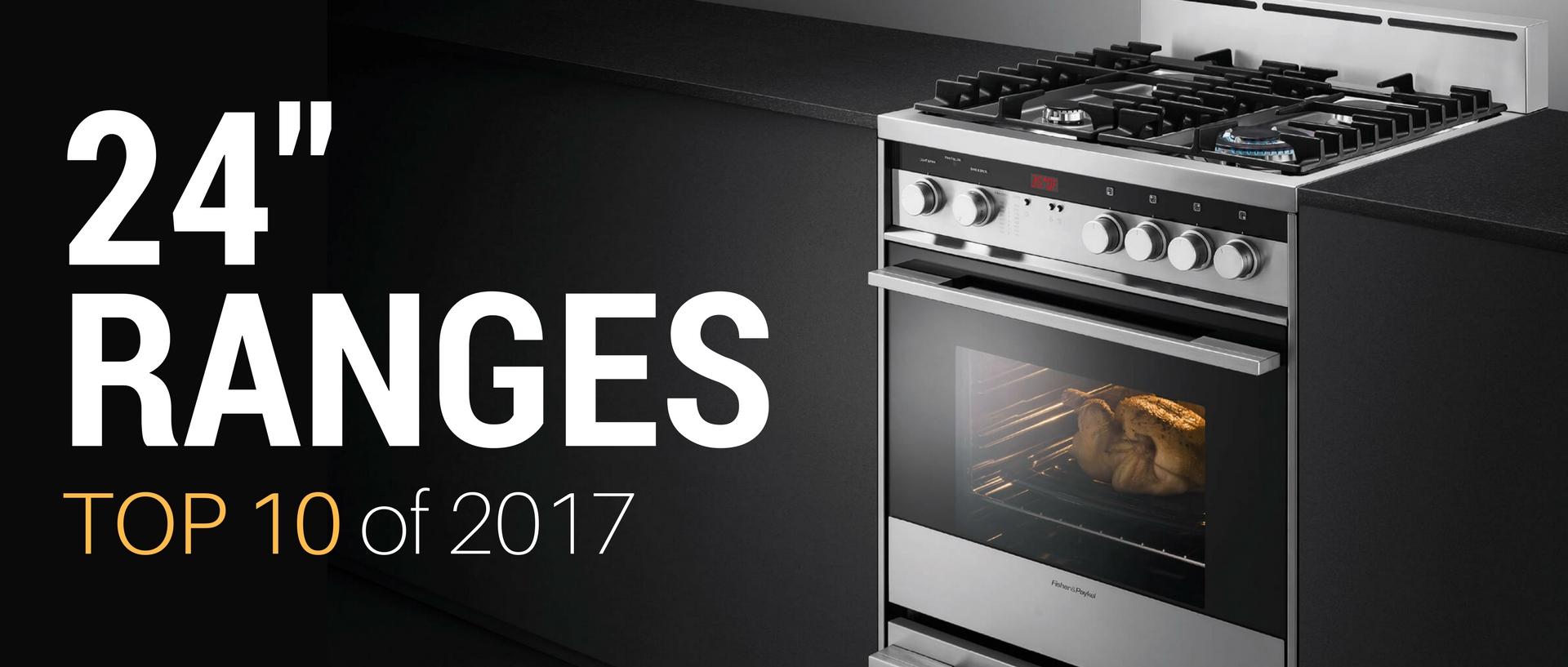 Top Ten Inch Ranges Of Appliances Connection - Top ten kitchen appliances