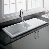 Click to view all White Sinks & Faucets