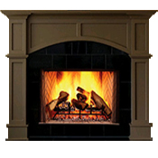 Click to view all Woodburning Fireplaces