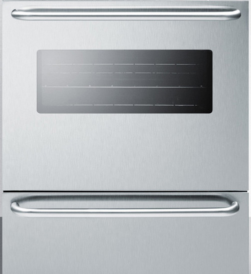 Summit Tem721bkw 24 Quot Single Wall Oven Appliance Connection