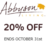 20% Off All Abbyson Living