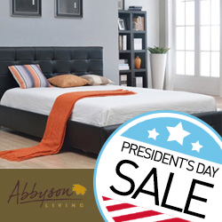 Ashley Furniture President`s Day Sale