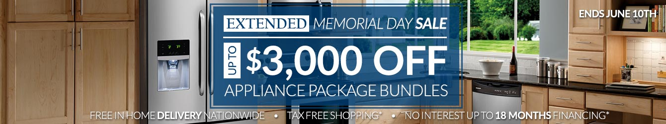 Appliances Connection Memorial Day Sale 2016