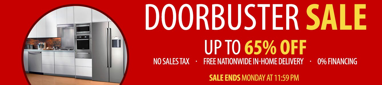 24 Hour Doorbuster Sale