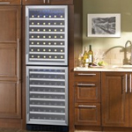 Click To View All Dual Zone Wine Coolers