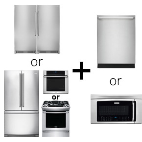 Electrolux Buy 2 Select Appliances Get Free Microwave Or