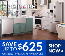 GE - Save Up to $625 on Select Frigidaire Appliances