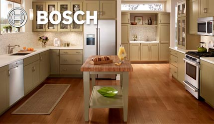 Bosch - Save 10% + Up to $800 When You Purchase 3 or More Select Bosch Appliances and Get Up to $100 Per Individual Appliances
