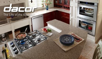 Dacor - Save Up to $3,148 With Purchase of Select Dacor Kitchen Packages