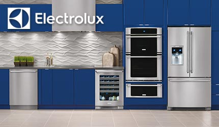 Electrolux - Get A Free Dishwasher or Microwave