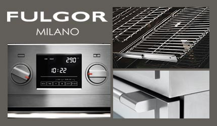 Fulgor Milano - Get A Free Hood with Purchase of Select Fulgor Milano Sofia Range