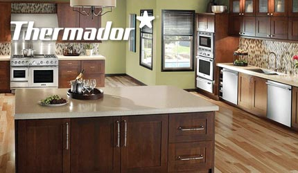 Thermador - Get A Free Thermador Emerald or Sapphire Dishwasher