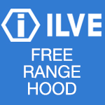 Free ILVE Matching Range Hood