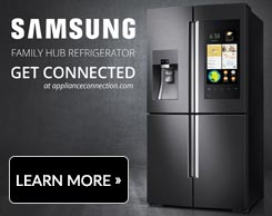 Samsung Family Hub Refrigerator - Click Here to Learn More