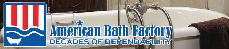 American Bath Factory Bathroom Fixtures