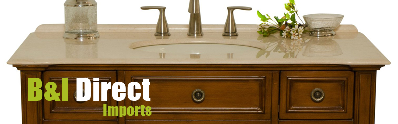 B and I Direct Imports Sink Vanities