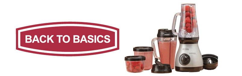 Back to Basics Small Appliances