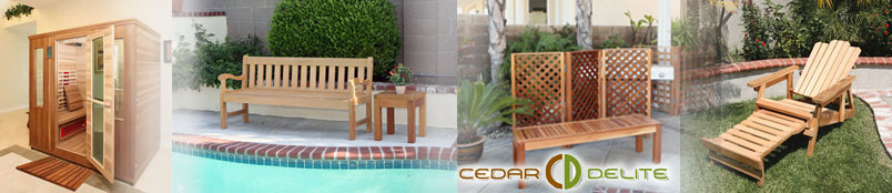 Cedar Delite Furniture