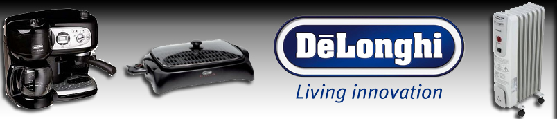 DeLonghi	Appliances