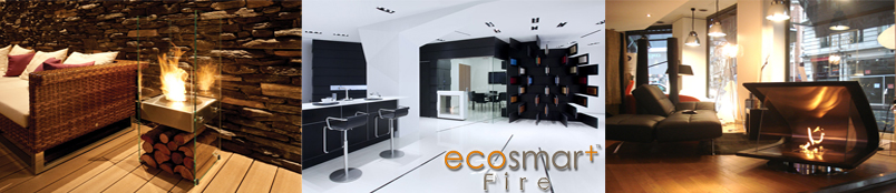 EcoSmart Fire Fireplaces
