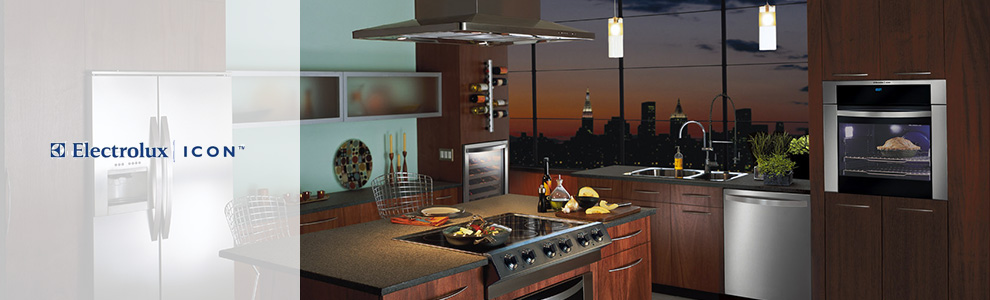 Electrolux Icon Appliances