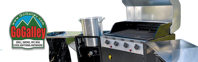 GoGalley All-in-One Grill