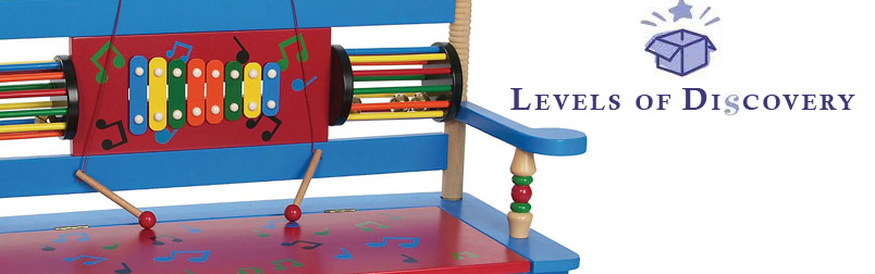 Levels of Discovery Childrens Furniture