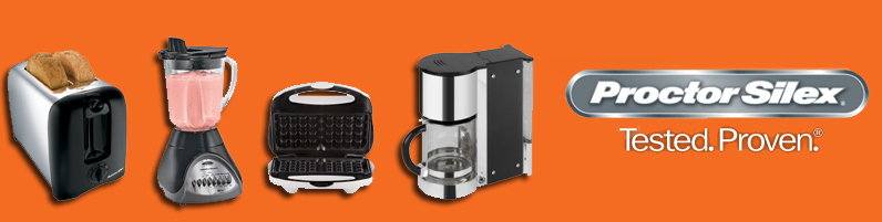 Proctor-Silex Small Appliances