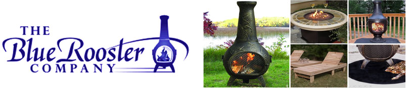 The Blue Rooster Company Fire Pits