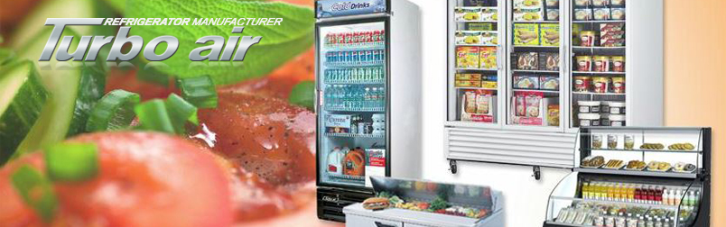 Turbo Air Refrigeration Products