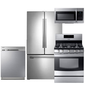 Samsung Select Value Kitchen Appliance Package