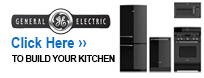 GE Artistry Black 4 Piece Kitchen Package