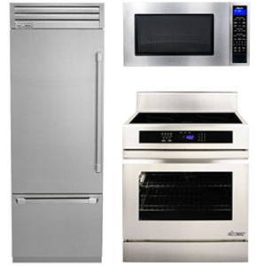 Dacor Stainless Steel Must Have Kitchen Appliance Package