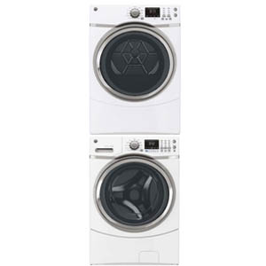 GE Steam Laundry Pair