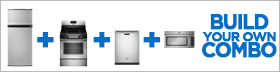 Maytag Stainless Steel 4 Piece Kitchen Package